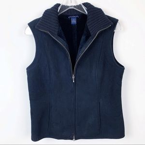 And Taylor Faux Fur Lined Vest